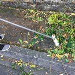 Nettoyage haie fablab